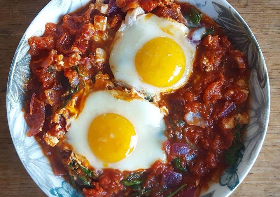 RECIPE: Easy and Delicious Shakshuka