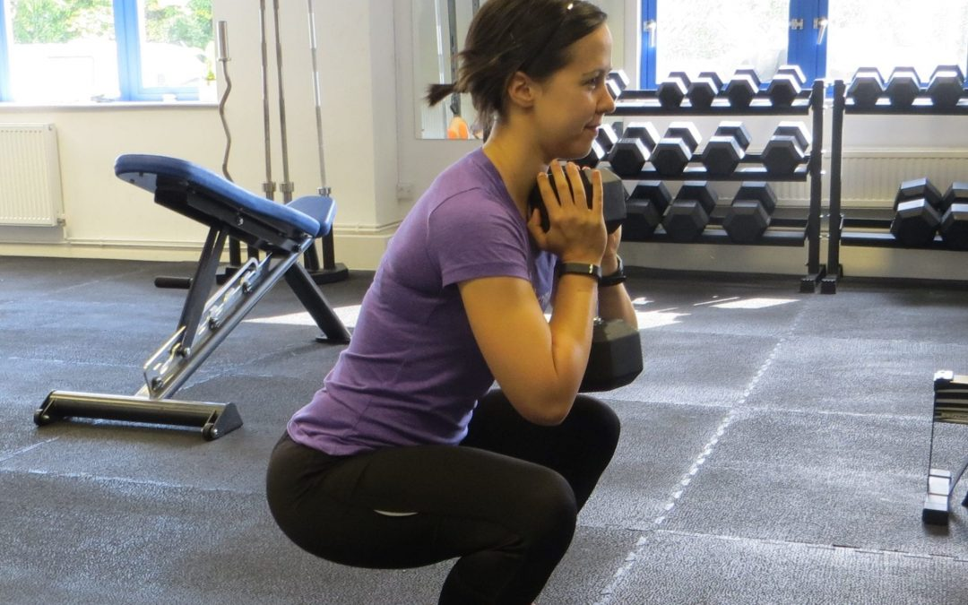 10 Reasons Why all Women should do Resistance Training