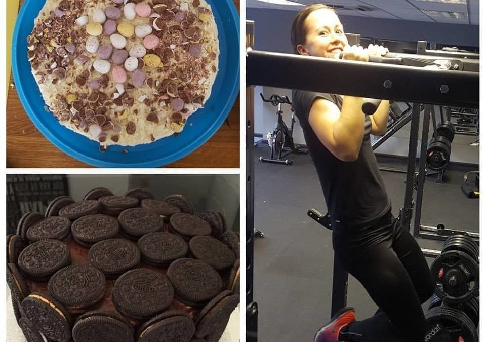 Birthday Cakes And Workouts