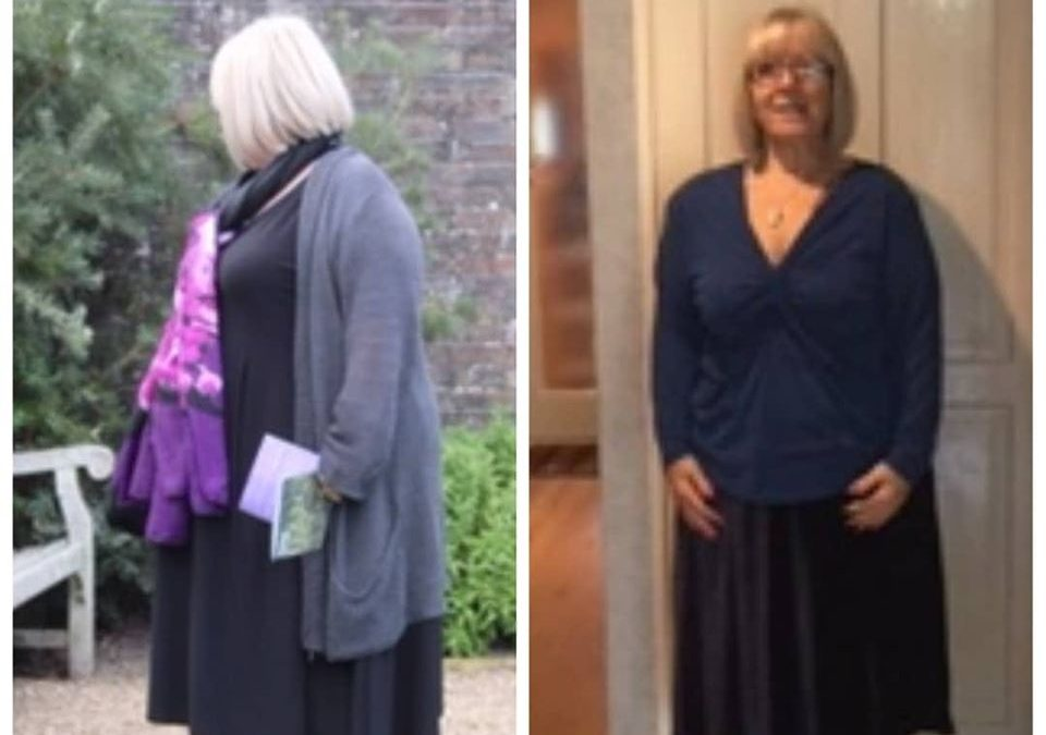 6 stone down in 2019 – Gill's weight loss story