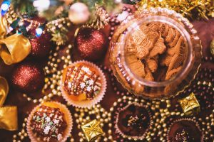 How to not gain weight at Christmas - festive treats
